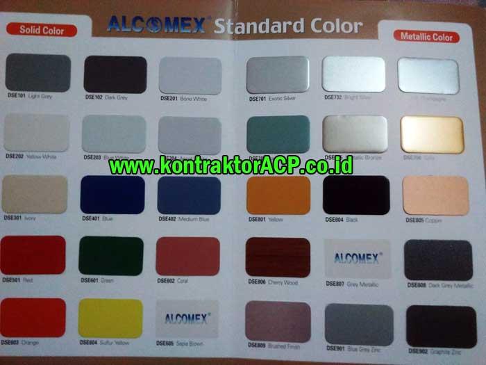ACP Alcomex Asli Produksi Indonesia