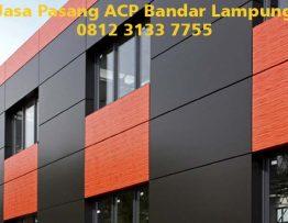 Harga Pasang ACP Bandar Lampung