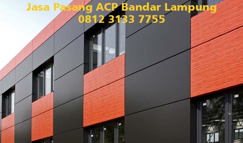Harga Jasa Pasang ACP di Bandar Lampung