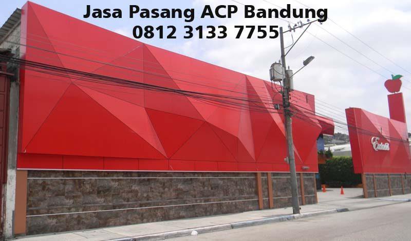 Harga Pasang ACP Bandung