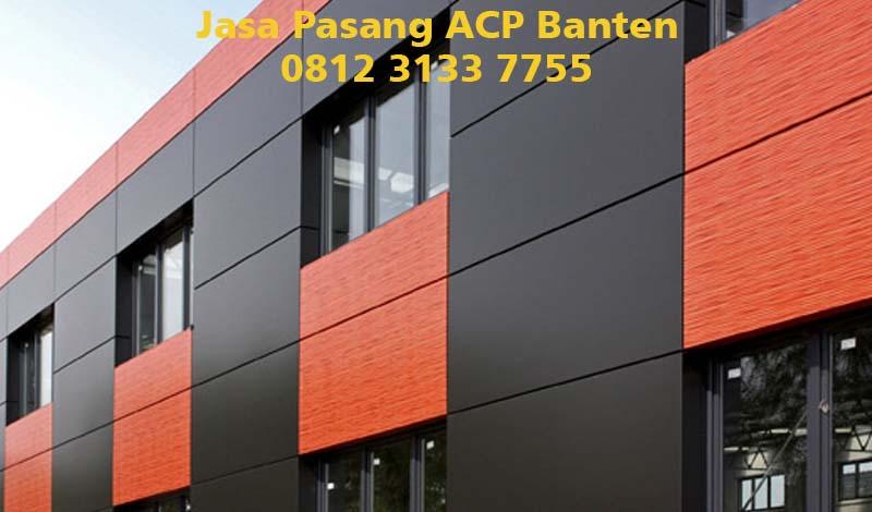 Harga Jasa Pasang ACP di Banten