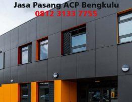 Harga Pasang ACP Bengkulu