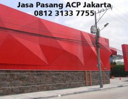 Harga Pasang ACP Jakarta