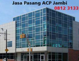 Harga Pasang ACP Jambi