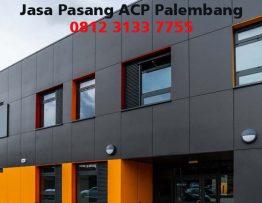 Harga Pasang ACP Palembang