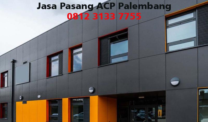 Harga Jasa Pasang ACP Palembang