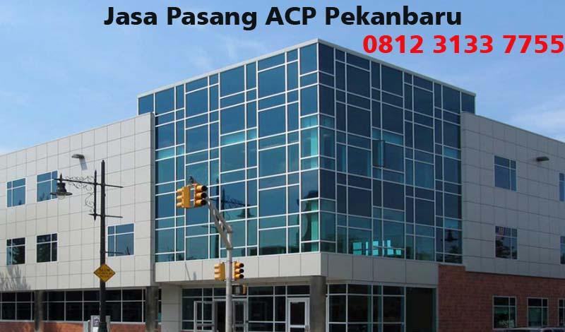 Harga Jasa Pasang ACP di Pekanbaru