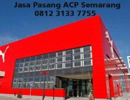 Harga Pasang ACP Semarang