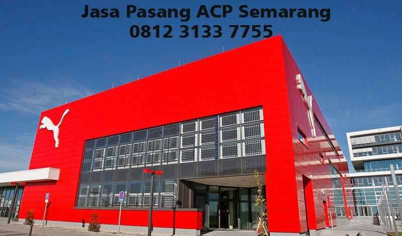 Harga Jasa Pasang ACP di Semarang
