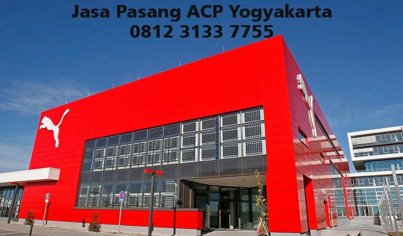 Harga Jasa Pasang ACP di Yogyakarta
