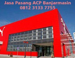 Harga Pasang ACP Banjarmasin