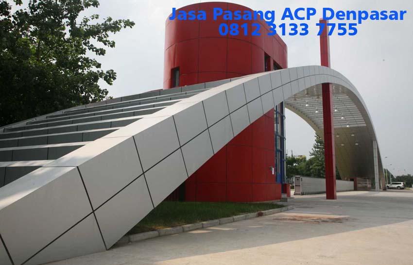 Harga Jasa Pasang ACP di Kota Denpasar