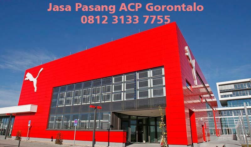 Harga Jasa Pasang ACP di Gorontalo