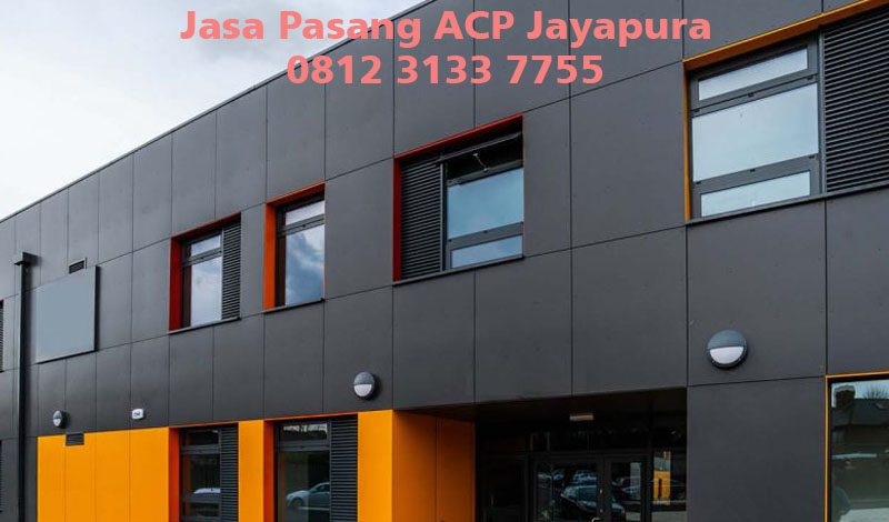 Harga Pasang ACP Jayapura