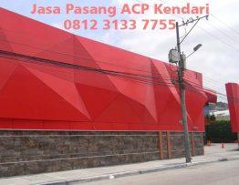 Harga Pasang ACP Kendari