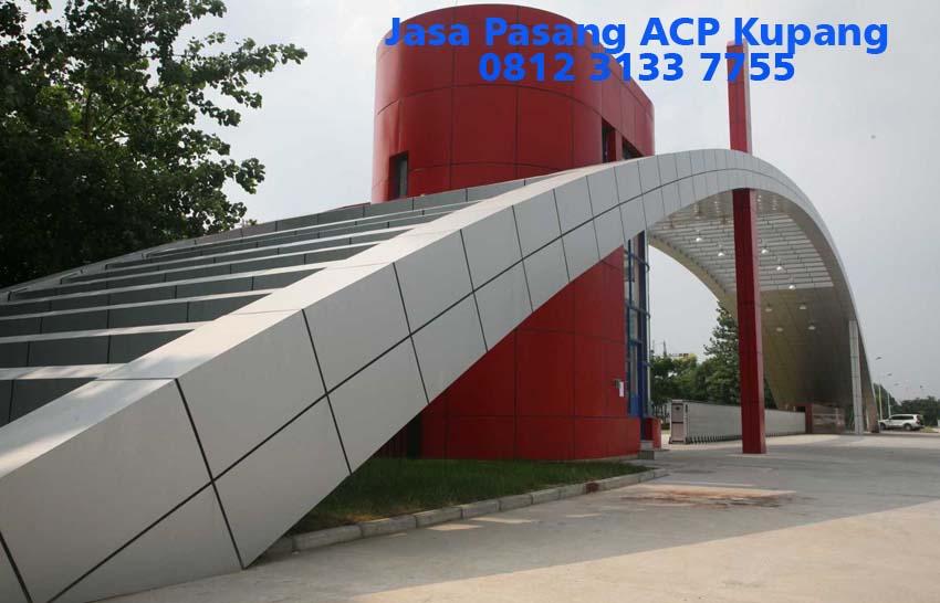 Harga Jasa Pasang ACP di Kupang