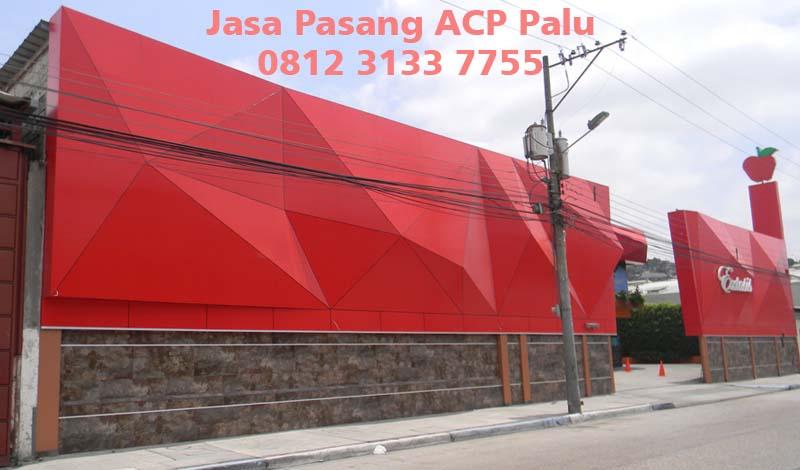 Harga Jasa Pasang ACP di Palu
