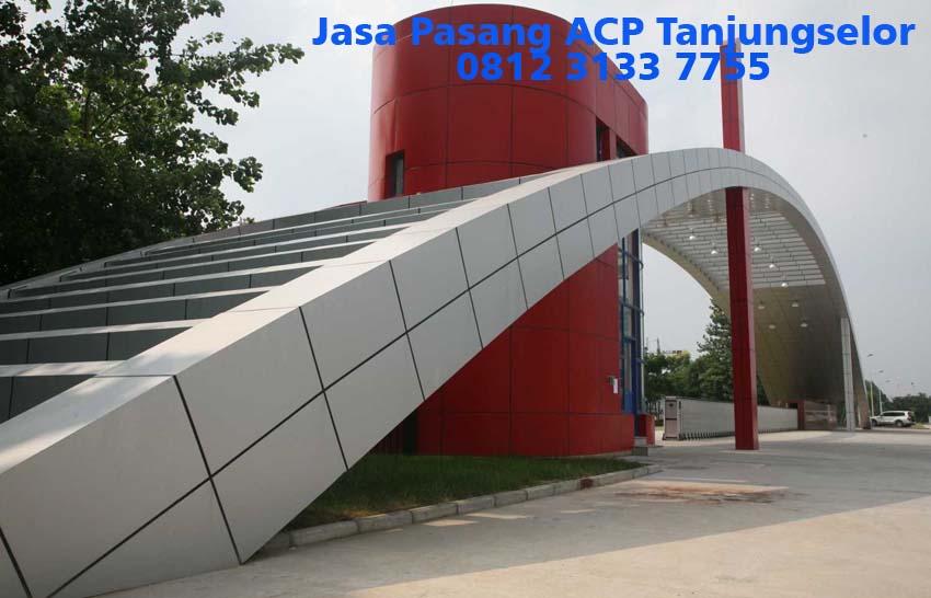 Harga Jasa Pasang ACP di Tanjungselor