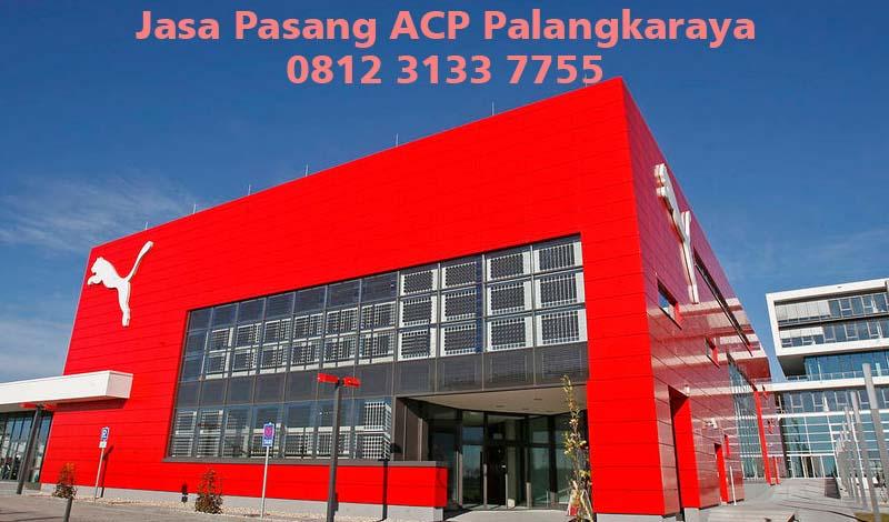 Harga Jasa Pasang ACP di Palangkaraya