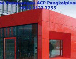 Jasa Pemasangan ACP Pangkalpinang