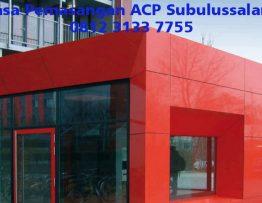 Jasa Pemasangan ACP Subulussalam
