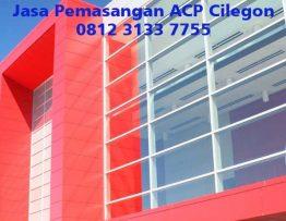 Jasa Pemasangan ACP Cilegon