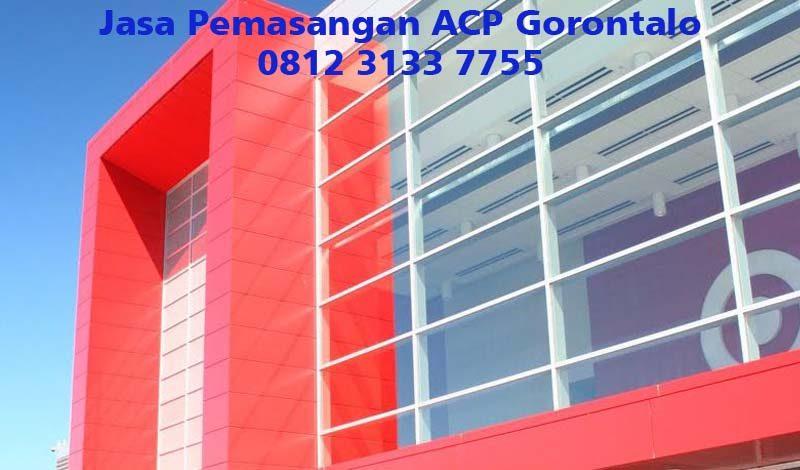 Jasa Pemasangan ACP Gorontalo