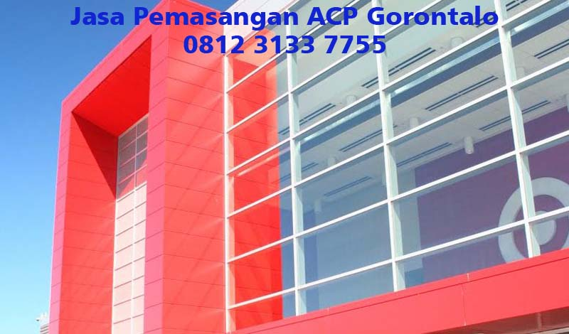 Jasa Pemasangan ACP Profesional di Gorontalo