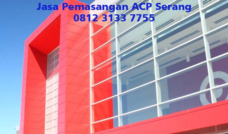 Jasa Pemasangan ACP Serang