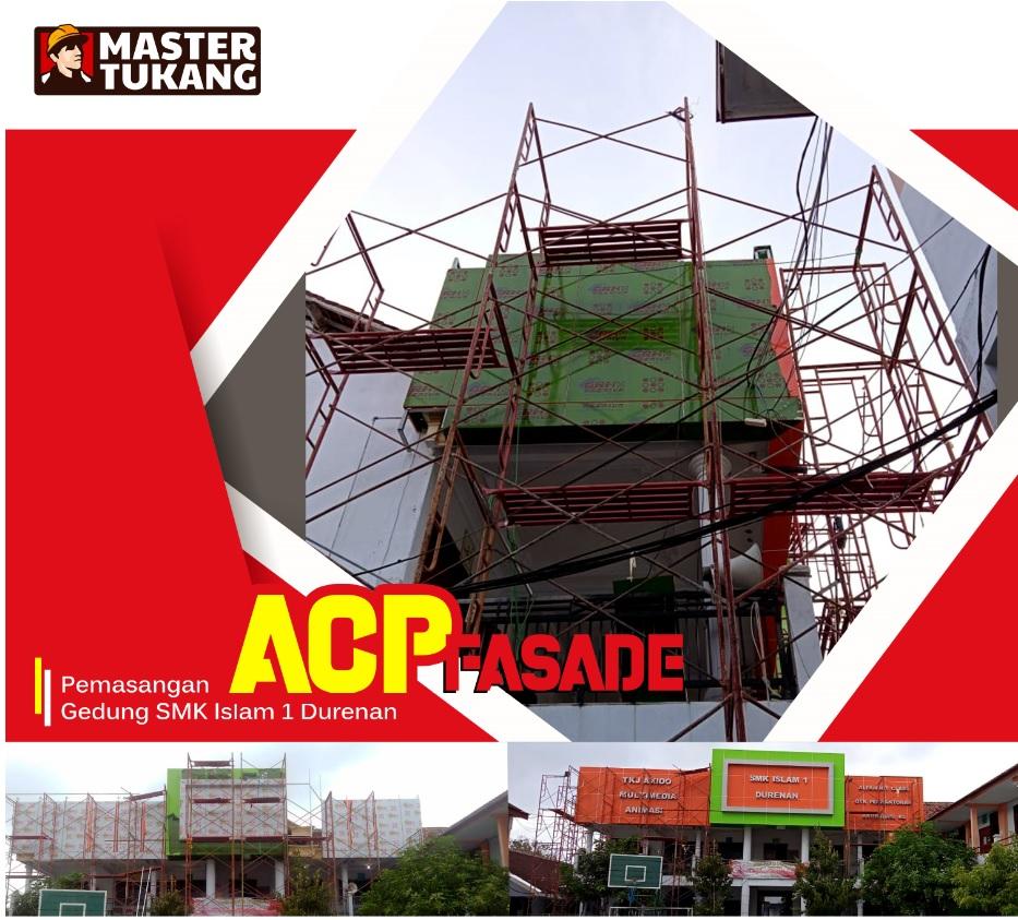 Panel Aluminium Komposit ACP