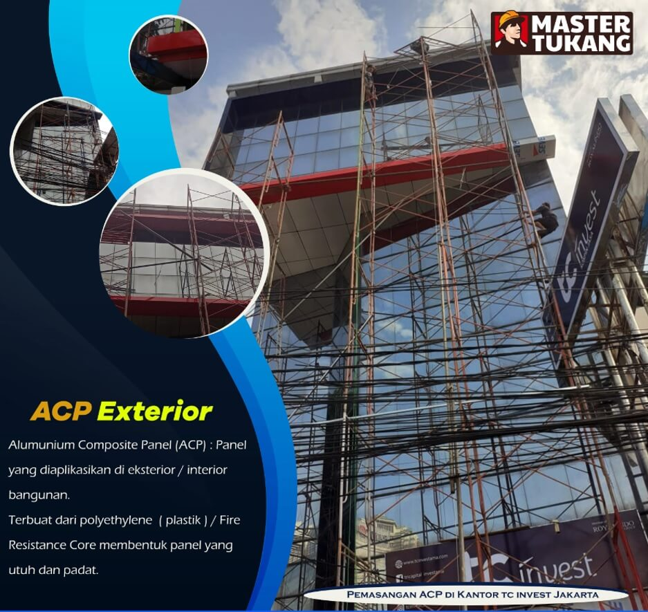 Jasa Pemasangan ACP Jakarta Timur