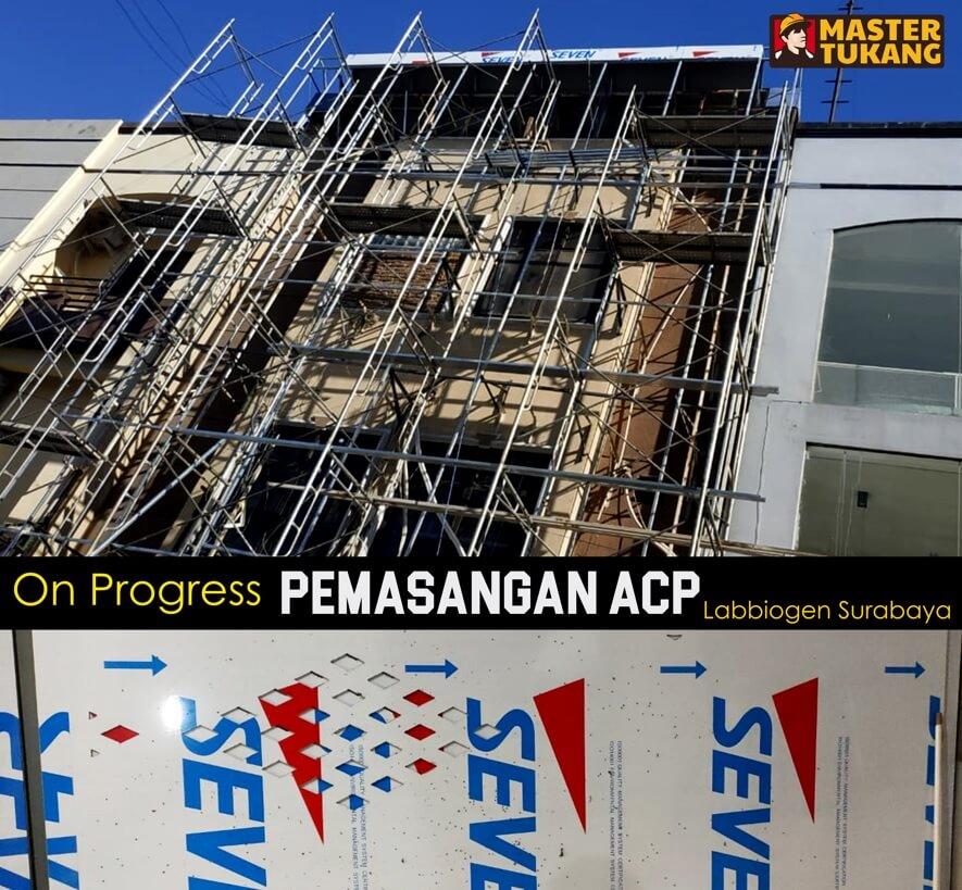 Jasa Pemasangan ACP Solo